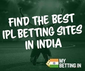 Betting on IPL